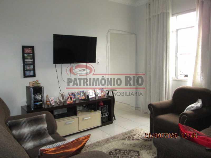 IMG_1445 - Excelente Apartamento, 2quartos, dependência completa, vaga de garagem na escritura - Penha - PAAP23937 - 6