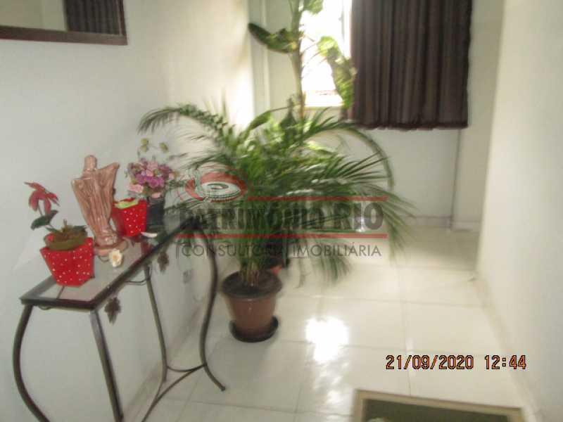IMG_1447 - Excelente Apartamento, 2quartos, dependência completa, vaga de garagem na escritura - Penha - PAAP23937 - 8