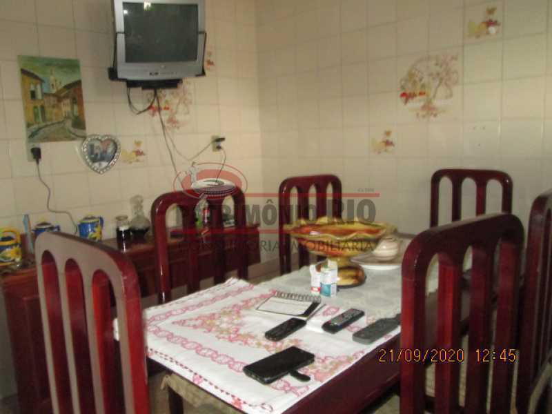 IMG_1448 - Excelente Apartamento, 2quartos, dependência completa, vaga de garagem na escritura - Penha - PAAP23937 - 9