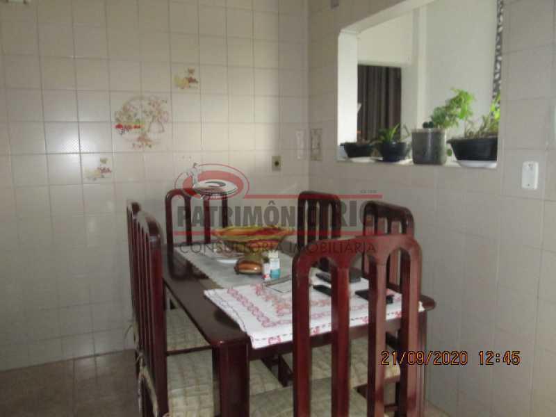 IMG_1449 - Excelente Apartamento, 2quartos, dependência completa, vaga de garagem na escritura - Penha - PAAP23937 - 10