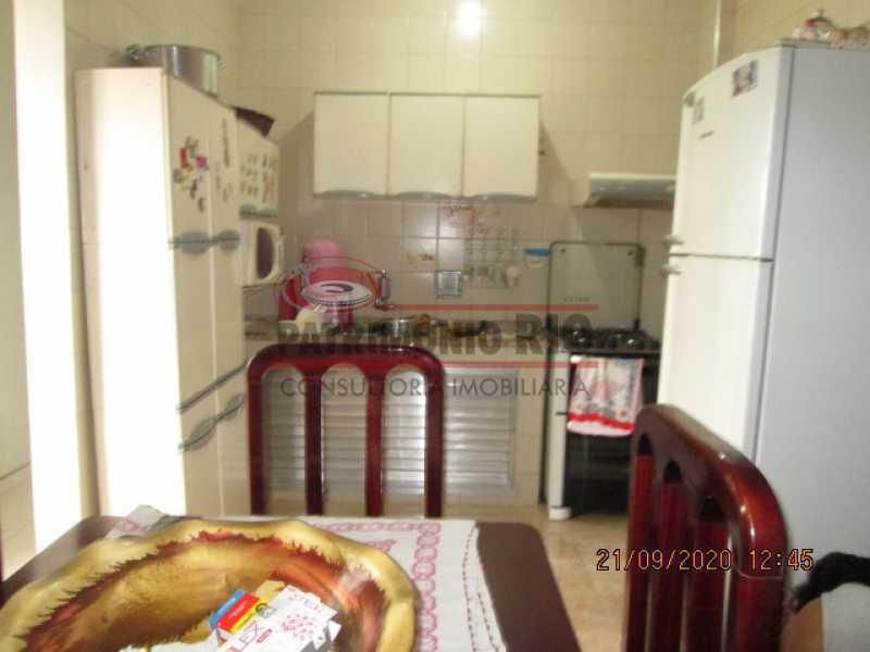IMG_1450 - Excelente Apartamento, 2quartos, dependência completa, vaga de garagem na escritura - Penha - PAAP23937 - 11