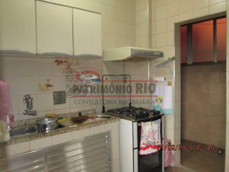 IMG_1451 - Excelente Apartamento, 2quartos, dependência completa, vaga de garagem na escritura - Penha - PAAP23937 - 12