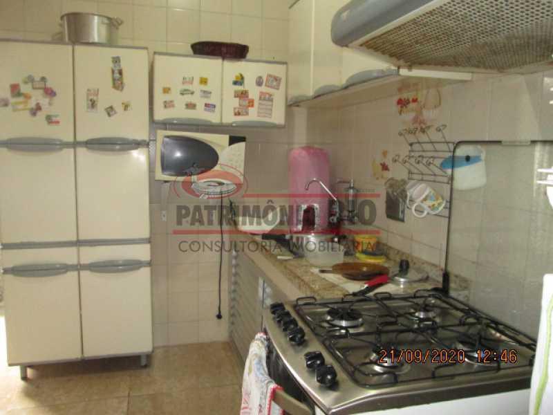 IMG_1452 - Excelente Apartamento, 2quartos, dependência completa, vaga de garagem na escritura - Penha - PAAP23937 - 13