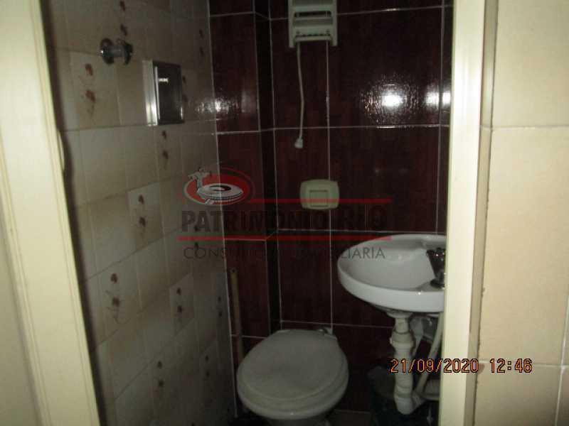 IMG_1454 - Excelente Apartamento, 2quartos, dependência completa, vaga de garagem na escritura - Penha - PAAP23937 - 15