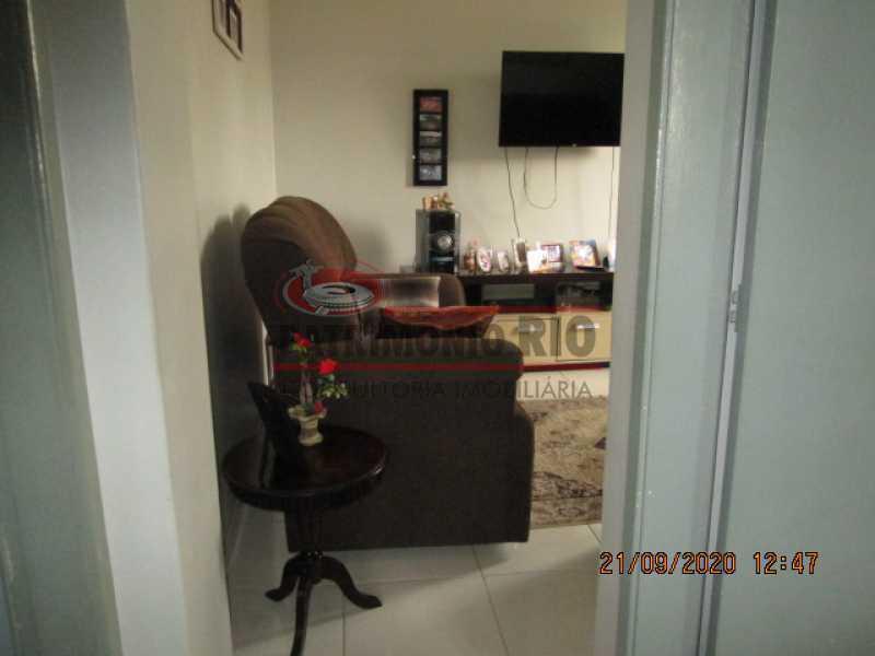 IMG_1456 - Excelente Apartamento, 2quartos, dependência completa, vaga de garagem na escritura - Penha - PAAP23937 - 17