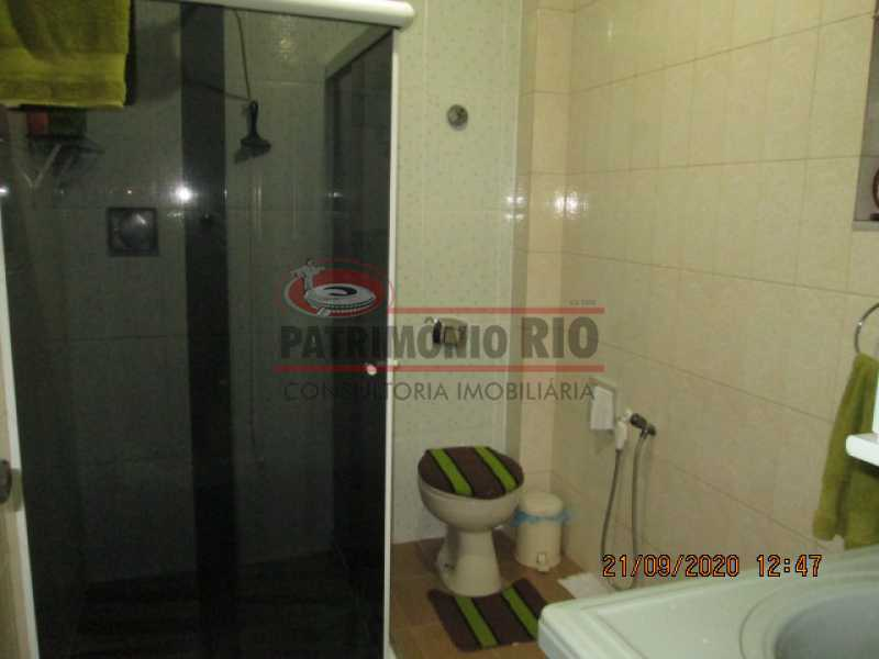 IMG_1457 - Excelente Apartamento, 2quartos, dependência completa, vaga de garagem na escritura - Penha - PAAP23937 - 18