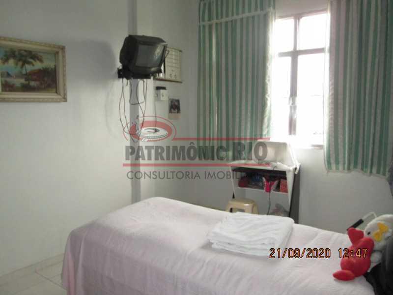 IMG_1459 - Excelente Apartamento, 2quartos, dependência completa, vaga de garagem na escritura - Penha - PAAP23937 - 20