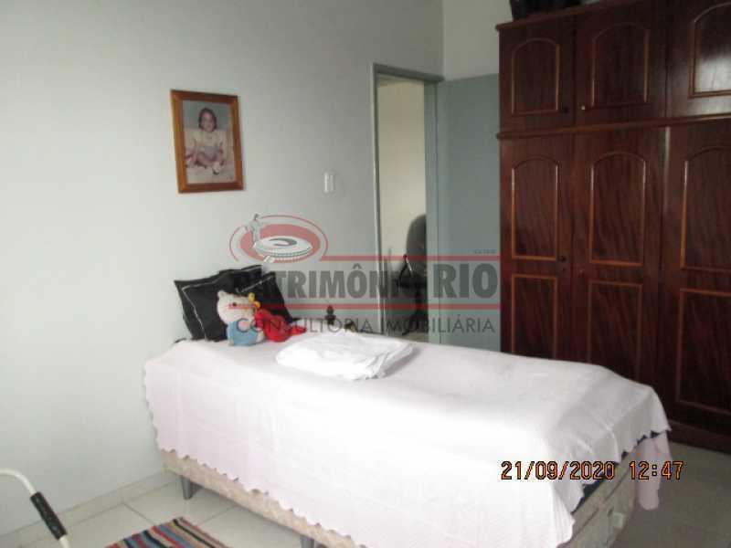 IMG_1460 - Excelente Apartamento, 2quartos, dependência completa, vaga de garagem na escritura - Penha - PAAP23937 - 21