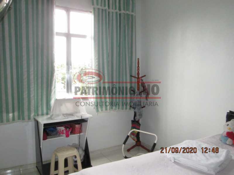 IMG_1461 - Excelente Apartamento, 2quartos, dependência completa, vaga de garagem na escritura - Penha - PAAP23937 - 22