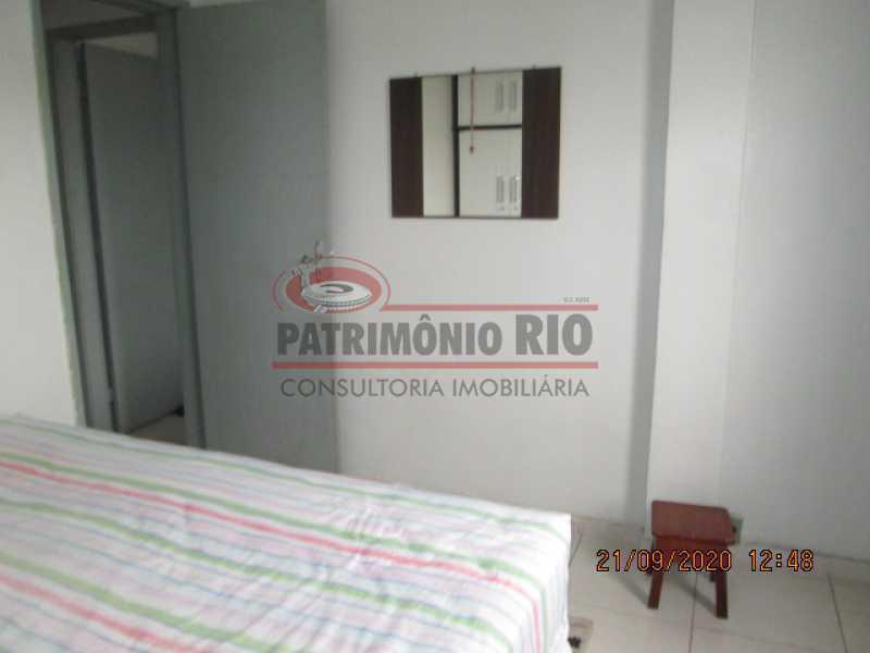 IMG_1465 - Excelente Apartamento, 2quartos, dependência completa, vaga de garagem na escritura - Penha - PAAP23937 - 25