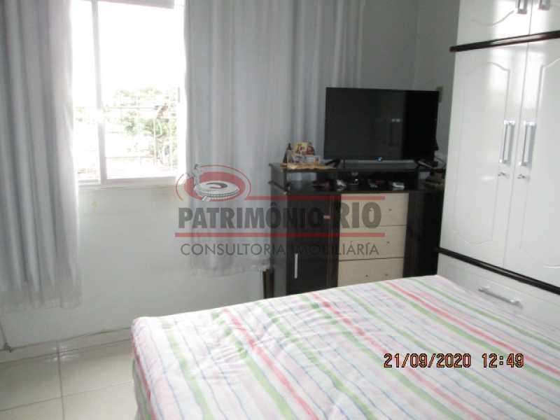 IMG_1466 - Excelente Apartamento, 2quartos, dependência completa, vaga de garagem na escritura - Penha - PAAP23937 - 26