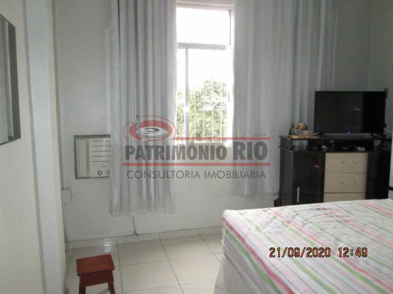 IMG_1467 - Excelente Apartamento, 2quartos, dependência completa, vaga de garagem na escritura - Penha - PAAP23937 - 27