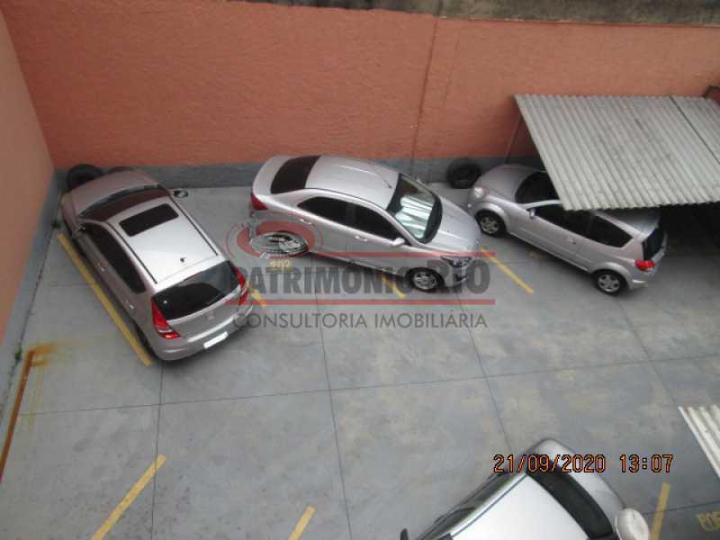 IMG_1468 - Excelente Apartamento, 2quartos, dependência completa, vaga de garagem na escritura - Penha - PAAP23937 - 28