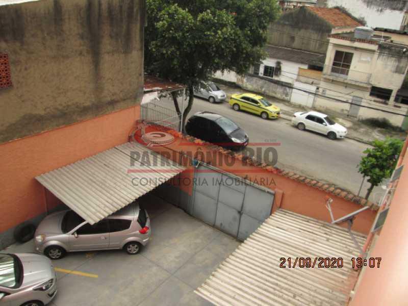 IMG_1469 - Excelente Apartamento, 2quartos, dependência completa, vaga de garagem na escritura - Penha - PAAP23937 - 29
