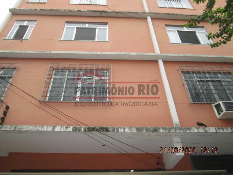 IMG_1470 - Excelente Apartamento, 2quartos, dependência completa, vaga de garagem na escritura - Penha - PAAP23937 - 1