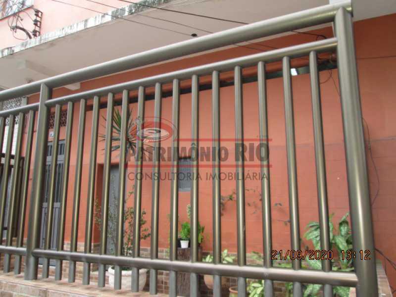 IMG_1471 - Excelente Apartamento, 2quartos, dependência completa, vaga de garagem na escritura - Penha - PAAP23937 - 3