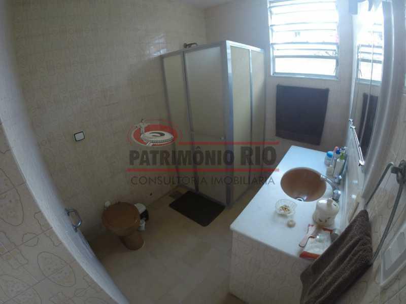 7 - banheiro suíte 1. - Casa Linear em terreno Único - PACA20553 - 20