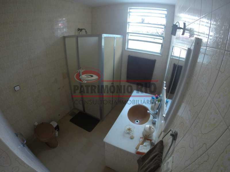 7 - banheiro suíte 2. - Casa Linear em terreno Único - PACA20553 - 21