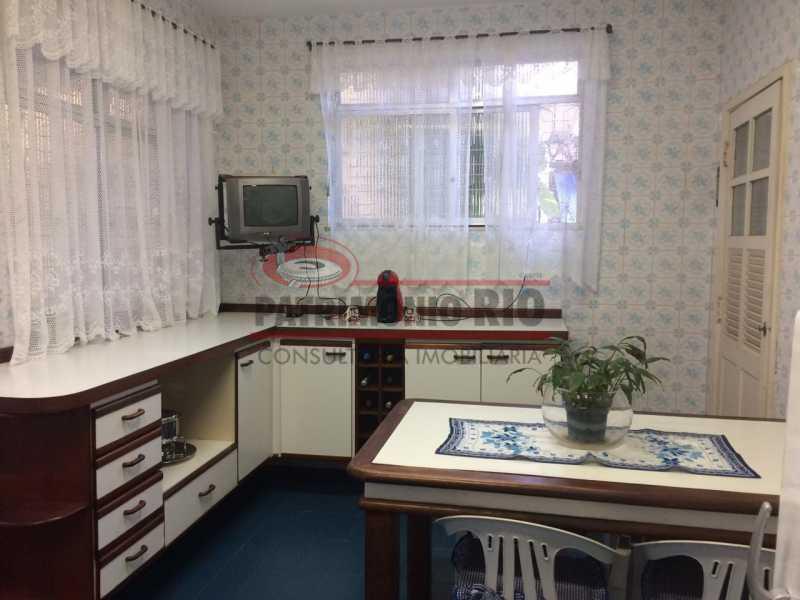 9 - cozinha 1. - Casa Linear em terreno Único - PACA20553 - 24