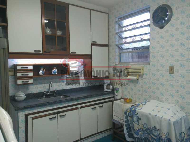 9 - cozinha 2. - Casa Linear em terreno Único - PACA20553 - 25