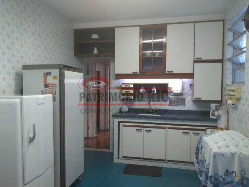9 - cozinha 3. - Casa Linear em terreno Único - PACA20553 - 26