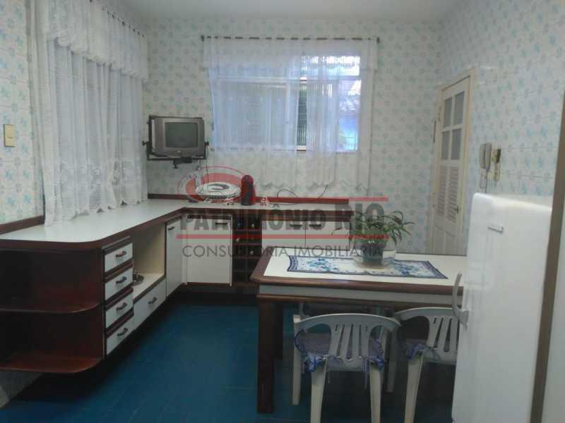9 - cozinha 4. - Casa Linear em terreno Único - PACA20553 - 27
