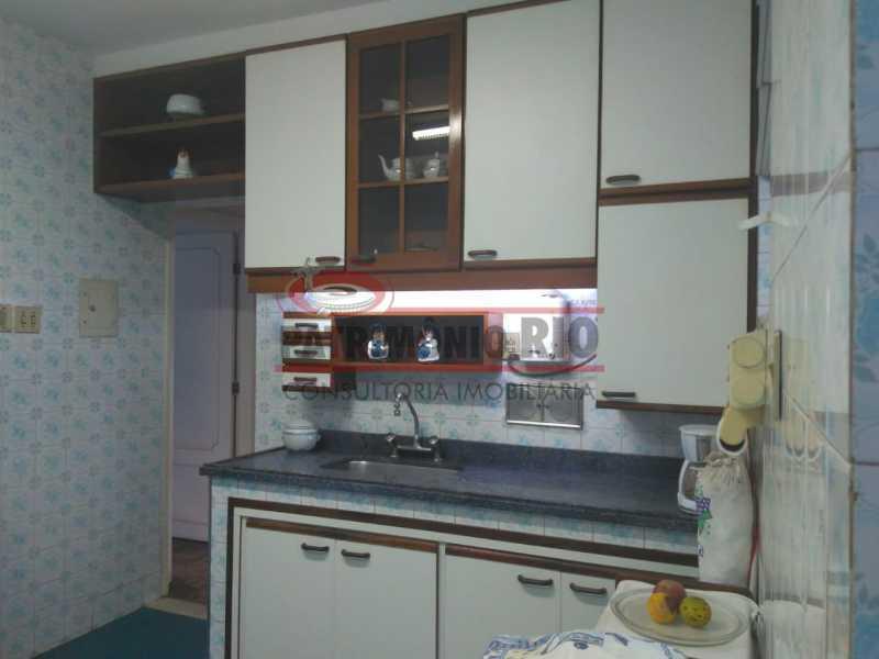 9 - cozinha. - Casa Linear em terreno Único - PACA20553 - 28