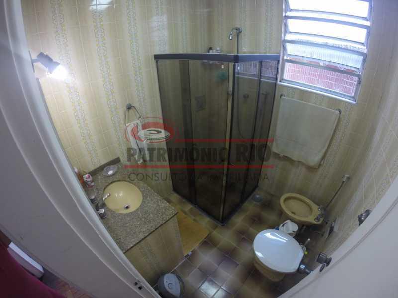 10 - banheiro social 1. - Casa Linear em terreno Único - PACA20553 - 29