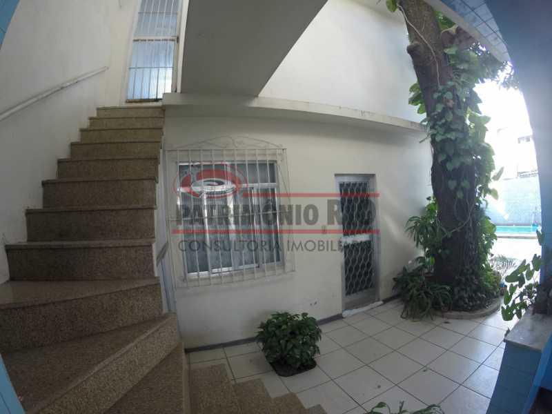 11 - casa dos fundos. - Casa Linear em terreno Único - PACA20553 - 31