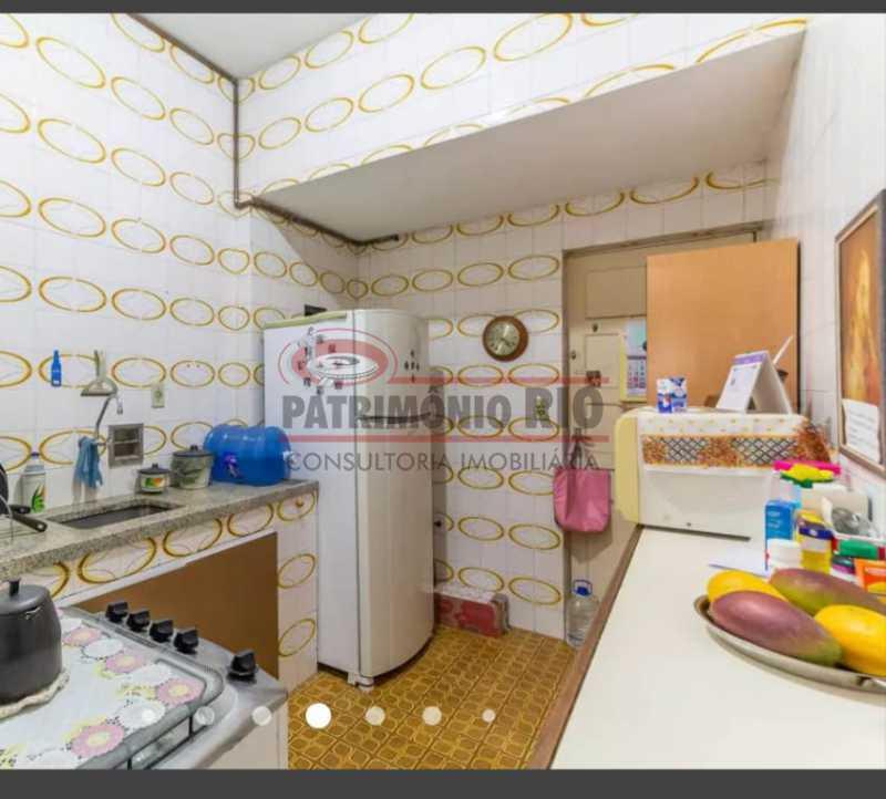AQD3 - Excelente apartamento de 2qtos - PAAP23945 - 5