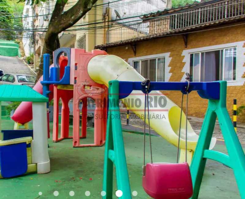 AQD7 - Excelente apartamento de 2qtos - PAAP23945 - 19