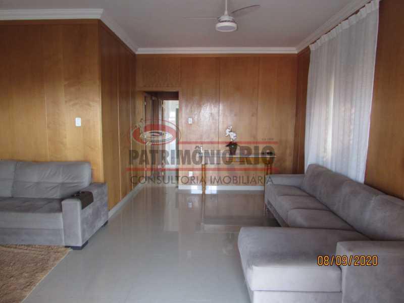 2 - Casa Cinematográfica em Braz de Pina, única no terreno(340M²) com varandão, 3quartos, suíte, terraço com churrasqueira - PACA30516 - 3
