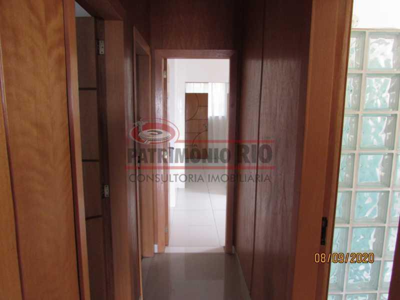 4 - Casa Cinematográfica em Braz de Pina, única no terreno(340M²) com varandão, 3quartos, suíte, terraço com churrasqueira - PACA30516 - 5