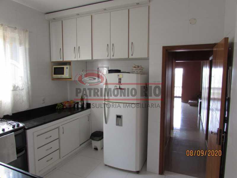 13 - Casa Cinematográfica em Braz de Pina, única no terreno(340M²) com varandão, 3quartos, suíte, terraço com churrasqueira - PACA30516 - 14