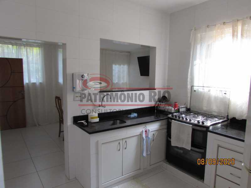 14 - Casa Cinematográfica em Braz de Pina, única no terreno(340M²) com varandão, 3quartos, suíte, terraço com churrasqueira - PACA30516 - 15