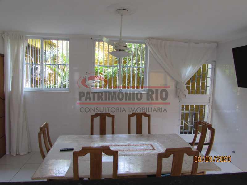 15 - Casa Cinematográfica em Braz de Pina, única no terreno(340M²) com varandão, 3quartos, suíte, terraço com churrasqueira - PACA30516 - 16