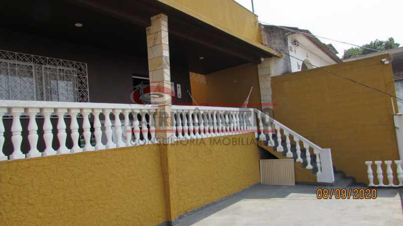 17 - Casa Cinematográfica em Braz de Pina, única no terreno(340M²) com varandão, 3quartos, suíte, terraço com churrasqueira - PACA30516 - 18