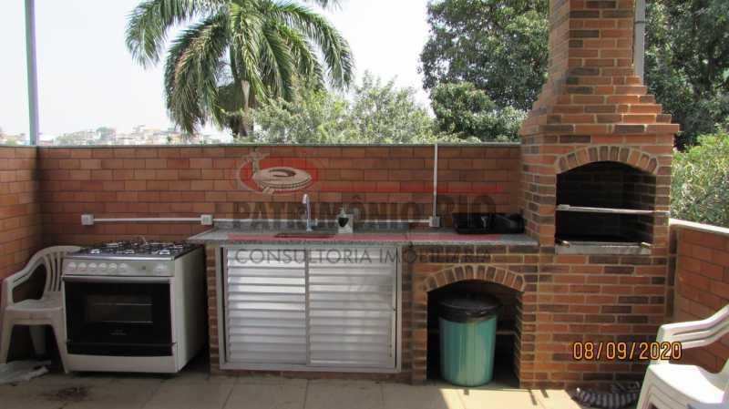 19 - Casa Cinematográfica em Braz de Pina, única no terreno(340M²) com varandão, 3quartos, suíte, terraço com churrasqueira - PACA30516 - 20