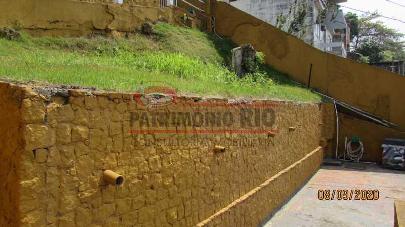 24 - Casa Cinematográfica em Braz de Pina, única no terreno(340M²) com varandão, 3quartos, suíte, terraço com churrasqueira - PACA30516 - 25