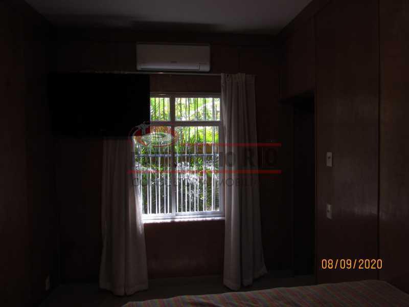26 - Casa Cinematográfica em Braz de Pina, única no terreno(340M²) com varandão, 3quartos, suíte, terraço com churrasqueira - PACA30516 - 27