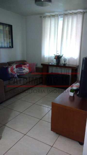 2 - Excelente Casa Triplex ( Condomínio fechado) em Rocha Miranda, com varanda, 2quartos, vaga e terraço - PACN20127 - 3