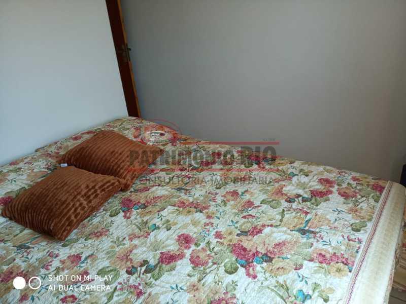 6 - Excelente Casa Triplex ( Condomínio fechado) em Rocha Miranda, com varanda, 2quartos, vaga e terraço - PACN20127 - 7