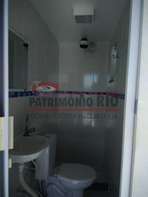 16 - Excelente Casa Triplex ( Condomínio fechado) em Rocha Miranda, com varanda, 2quartos, vaga e terraço - PACN20127 - 17