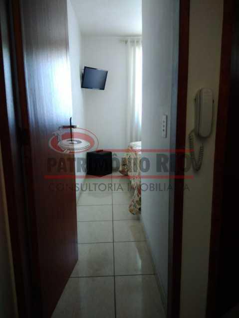 22 - Excelente Casa Triplex ( Condomínio fechado) em Rocha Miranda, com varanda, 2quartos, vaga e terraço - PACN20127 - 23