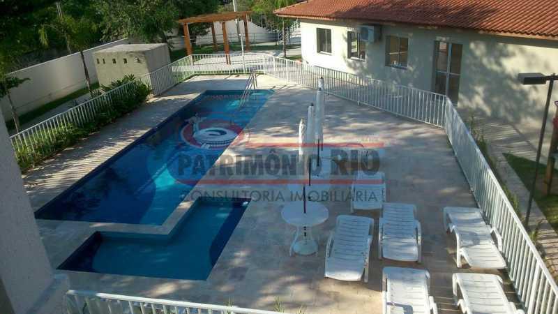 1 - Excelente Apartamento em Tomas Coelho com 2quartos, vaga de garagem, piscina, churrasqueira e play - PAAP23966 - 1