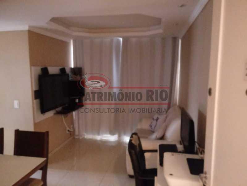2 - Excelente Apartamento em Tomas Coelho com 2quartos, vaga de garagem, piscina, churrasqueira e play - PAAP23966 - 3