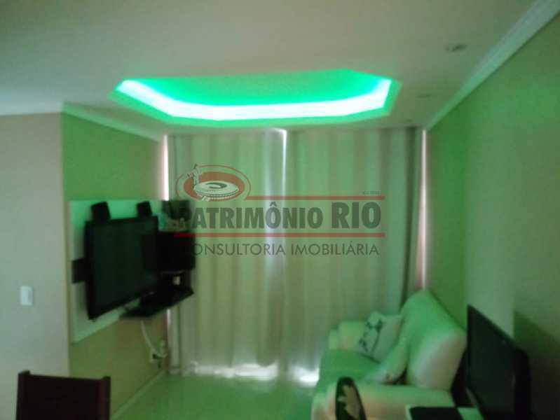 3 - Excelente Apartamento em Tomas Coelho com 2quartos, vaga de garagem, piscina, churrasqueira e play - PAAP23966 - 4