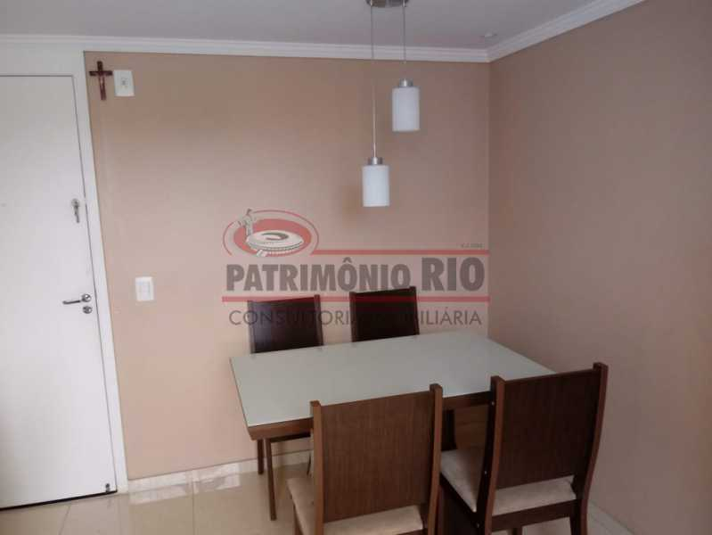 4 - Excelente Apartamento em Tomas Coelho com 2quartos, vaga de garagem, piscina, churrasqueira e play - PAAP23966 - 5