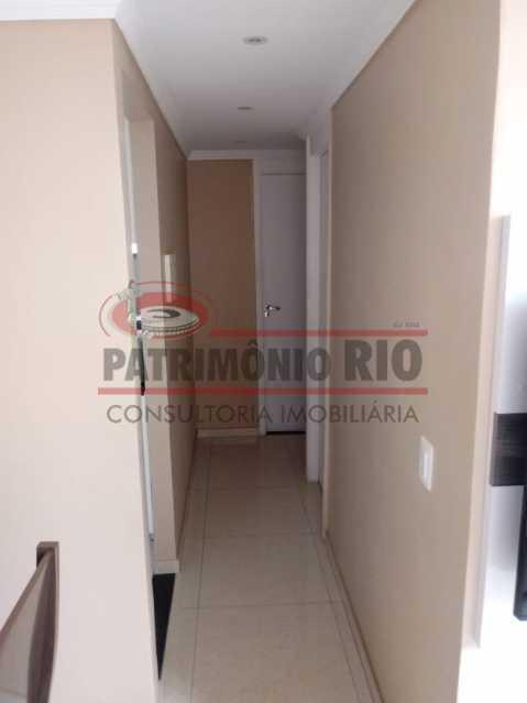 5 - Excelente Apartamento em Tomas Coelho com 2quartos, vaga de garagem, piscina, churrasqueira e play - PAAP23966 - 6