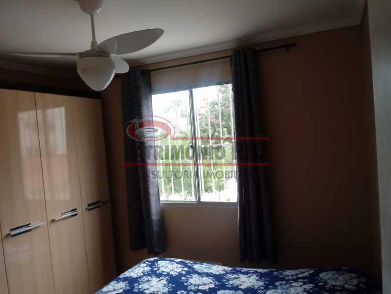 7 - Excelente Apartamento em Tomas Coelho com 2quartos, vaga de garagem, piscina, churrasqueira e play - PAAP23966 - 8